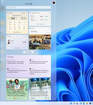 microsoft windows 11 widgets handson