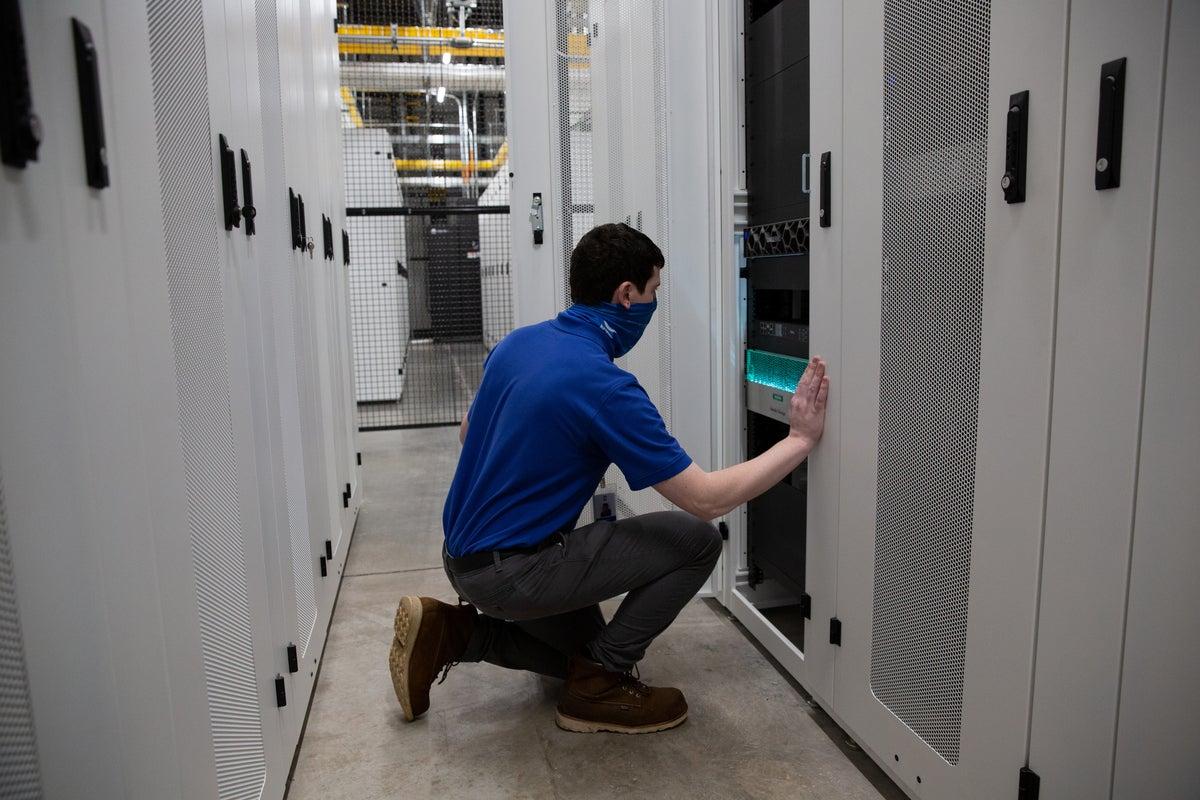 BrandPost: Lifting the Veil: The Data Center of 2035