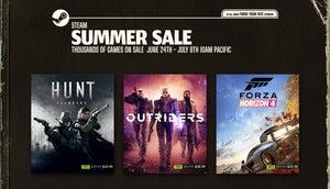 steam summer sale banner