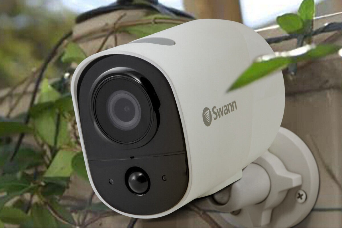 Swann Xtreem Wireless security camera review: Free cloud storage, motion detection, and solid hardware thumbnail