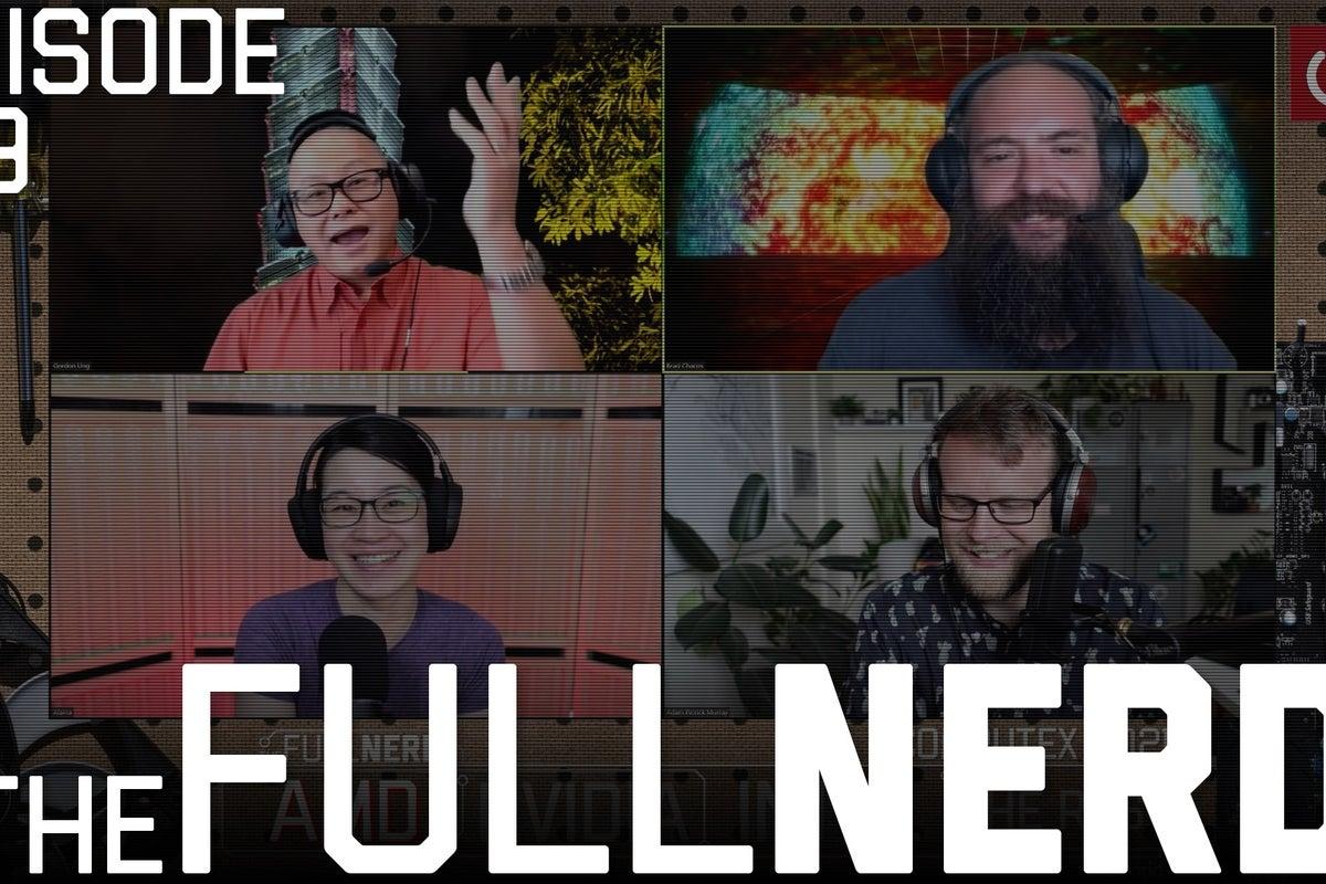 The Full Nerd ep. 179: AMD, Nvidia, and Intel's biggest news at Computex 2021 thumbnail