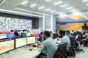 Varanasi upgrades city administration with GIS technology