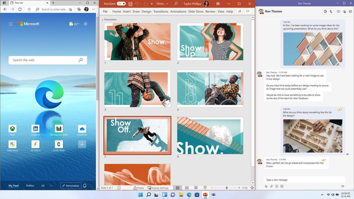 windows 11 snap oct.  20 2021 se burlan de