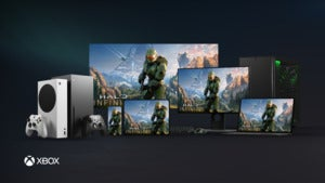 Microsoft Xbox smart tvs all screens