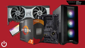 All AMD PC build