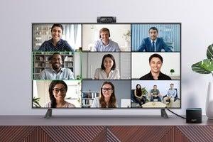 amazon fire tv cube zoom calling