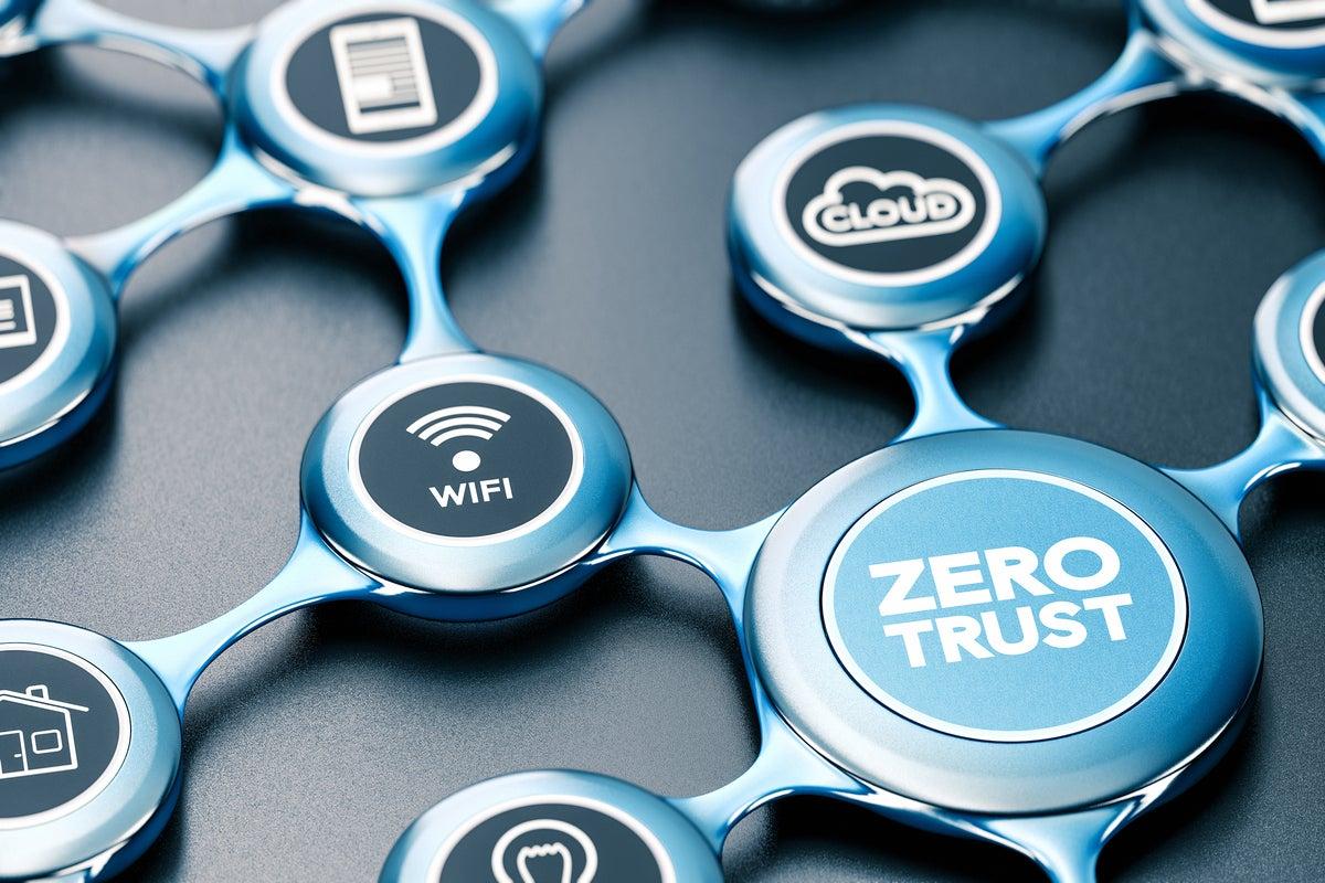 7 tenets of zero trust explained