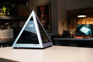 Azza Pyramid Mini 806 on a table