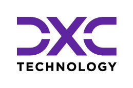 dxc logo purpleblack rgb