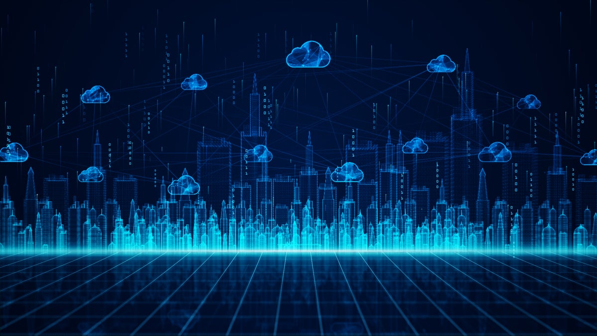 Industry leaders reveal how they're building cloud infrastructure