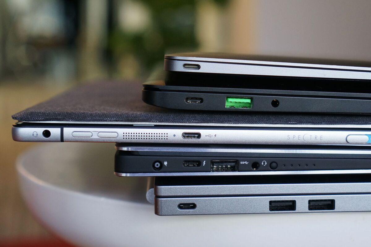laptops usb c charger