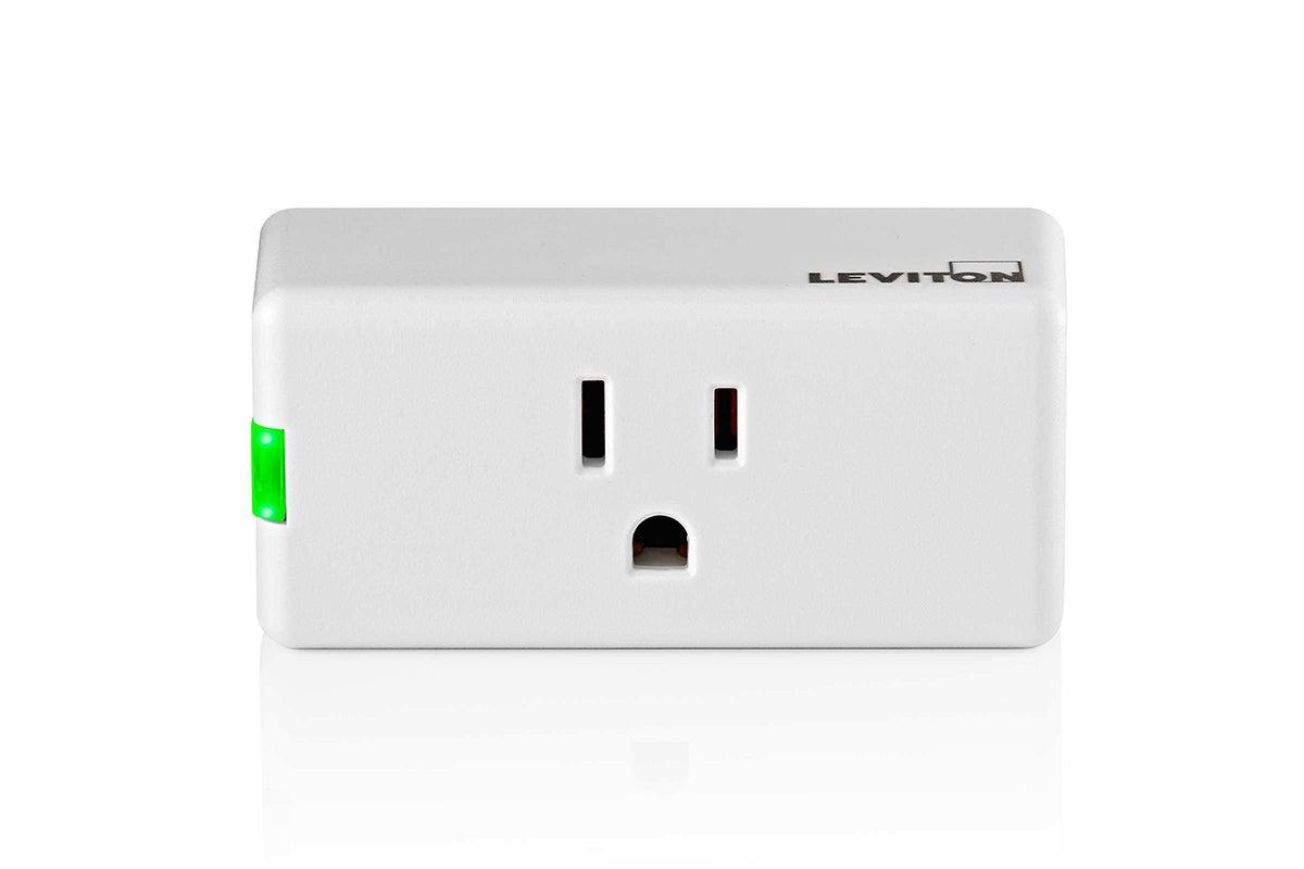 leviton decora mini smart plug 2nd gen