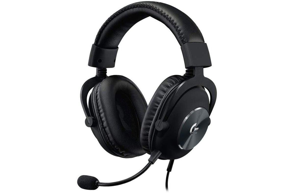 logitech g pro x wired headset