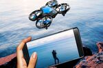 This HD camera drone is super easy to fly and is on sale for under $100