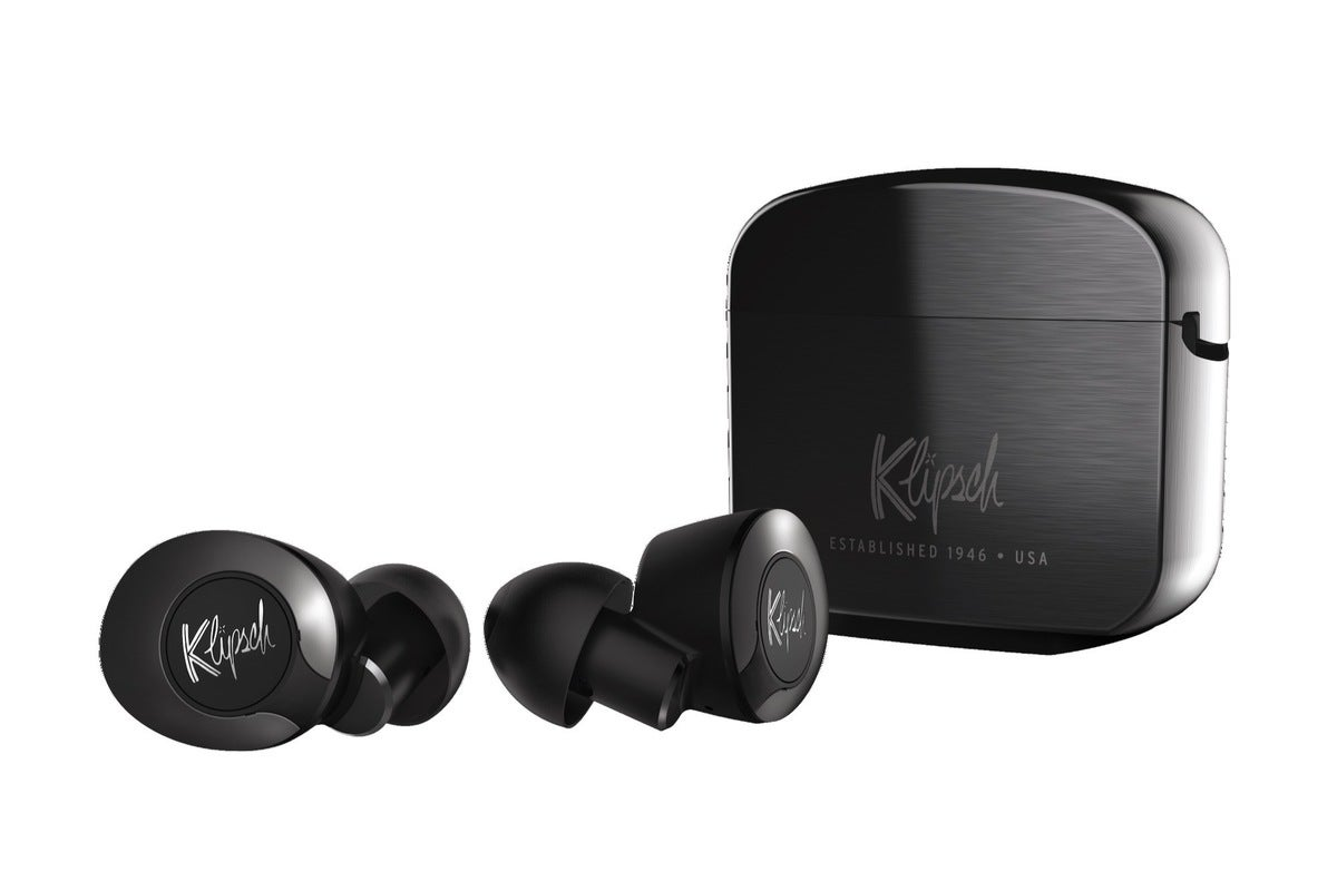 photo of Klipsch's first true wireless ANC earphones are finally available image