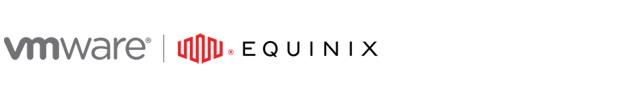 vmware equinix logos