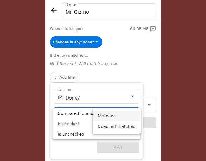 10 automatización de tablas de google