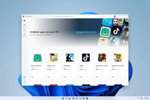 android apps win11