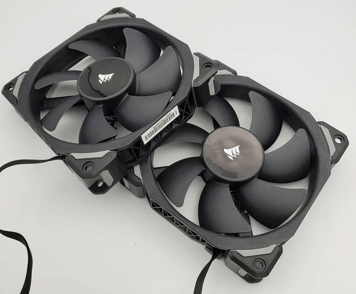 case fan airflow 5