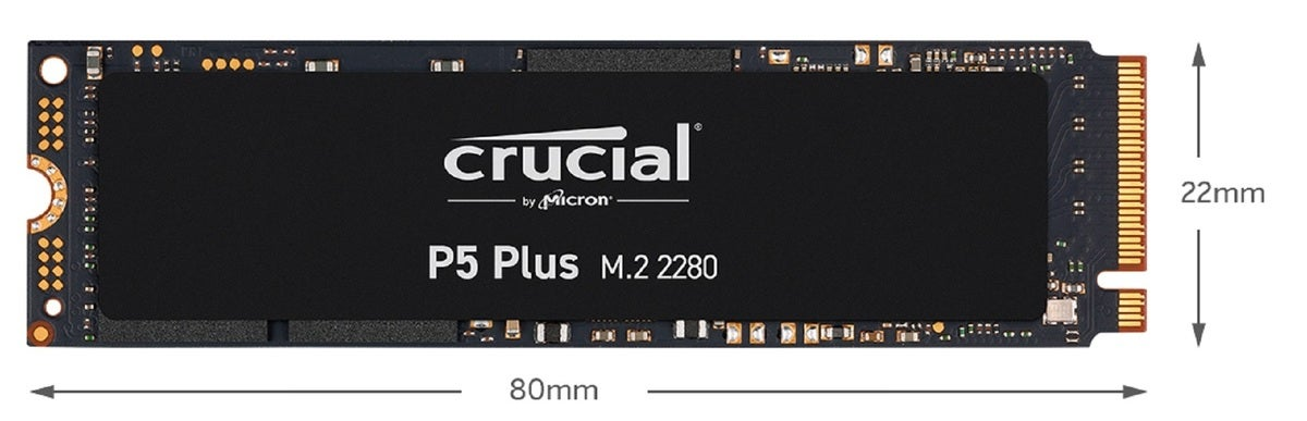 crucial p5 plus flat front measured