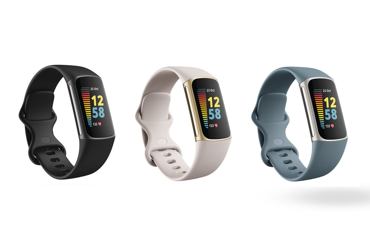 fitbit charge 5 color lineup