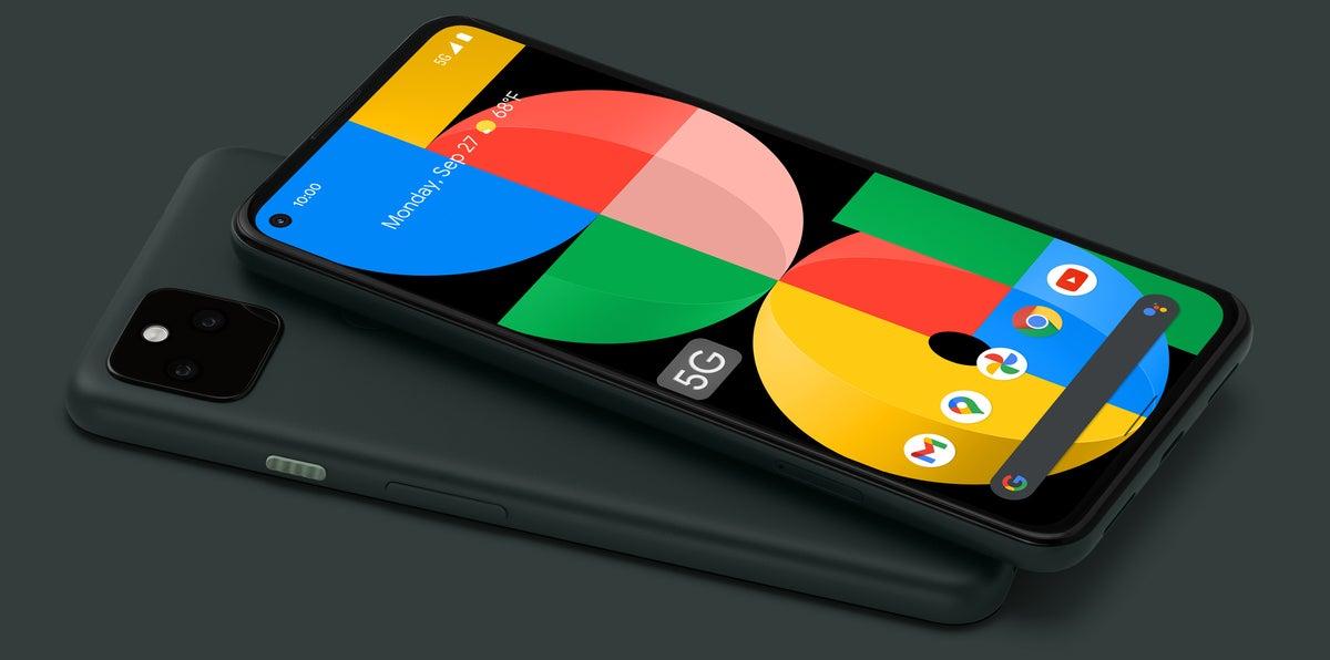Teléfono Google Pixel 5a