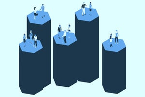 Using VSM to Break Down Organizational Silos