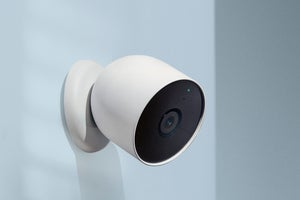 nest cam battery indoors