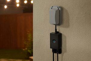 outdoor smart plug lifestyle