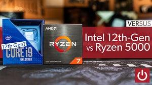 Intel 12th gen vs AMD Ryzen 5000