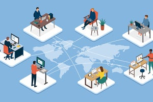How Salesforce enables success in a work from anywhere world