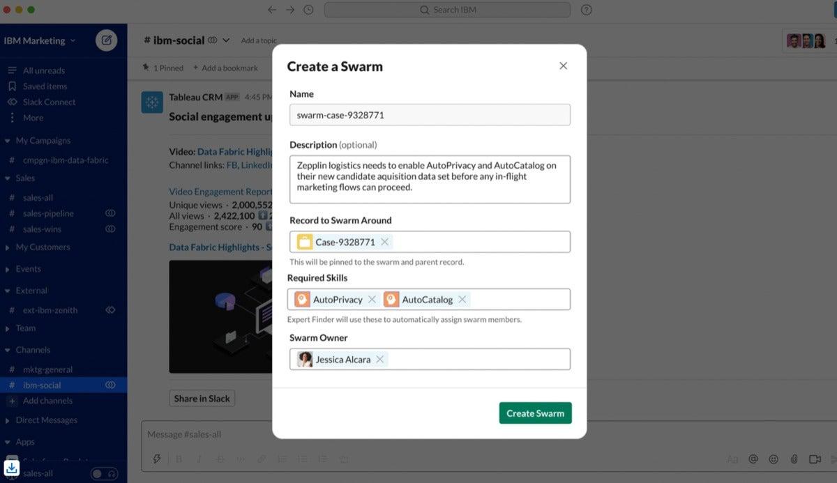 Integración de Salesforce Service Cloud