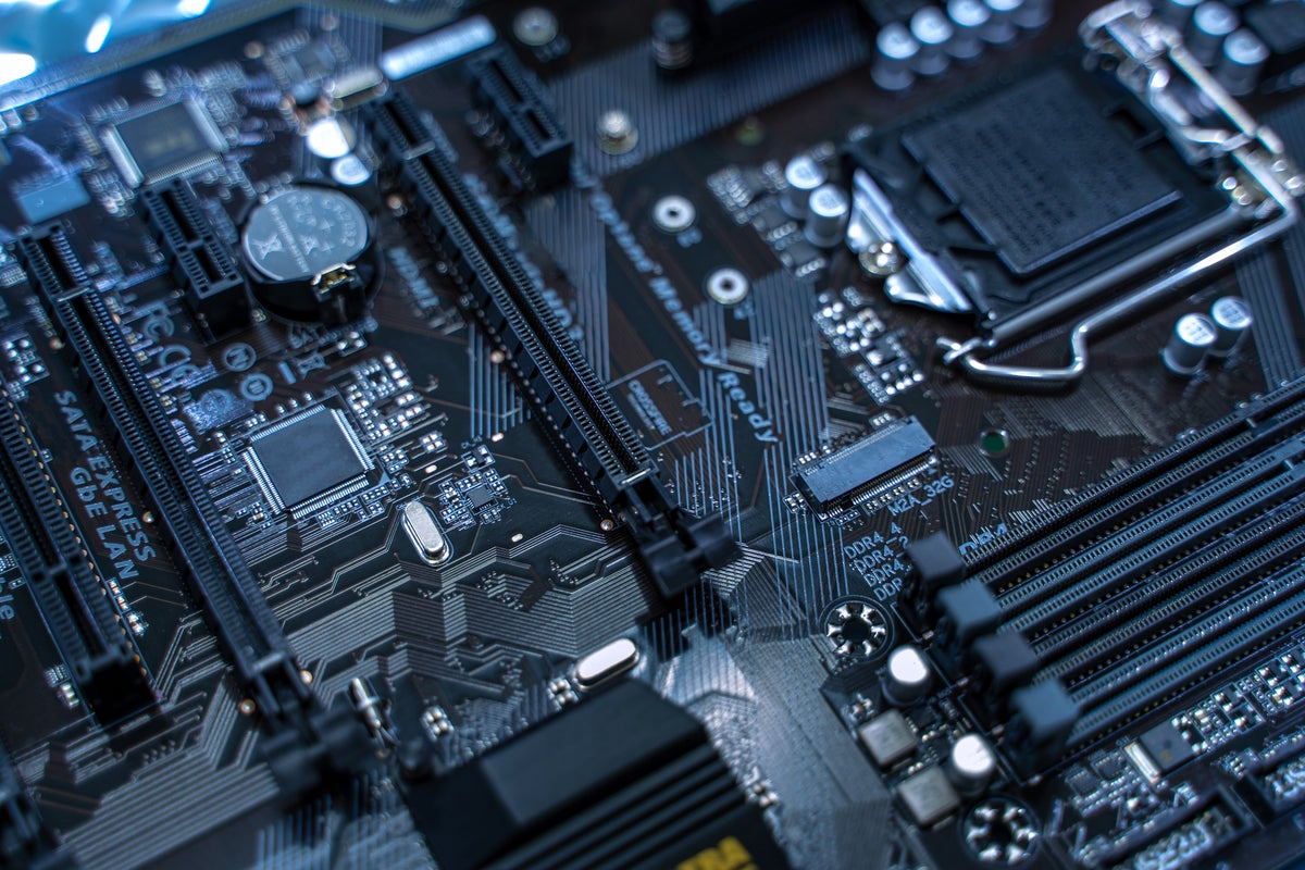 How to troubleshoot a dead motherboard - shutterstock 1391898425 motherboard 100900638