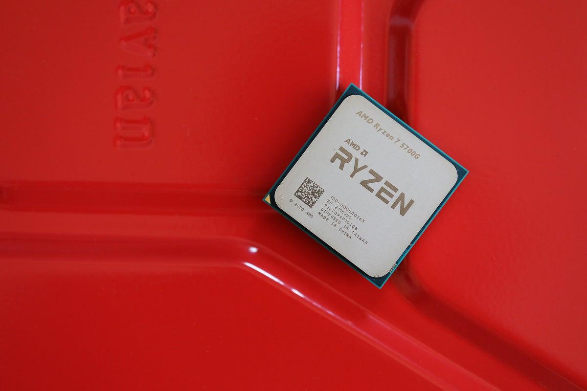 AMD Ryzen 5000G APU