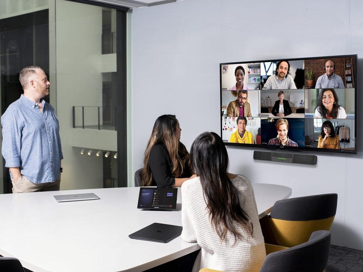 Video de Microsoft Teams