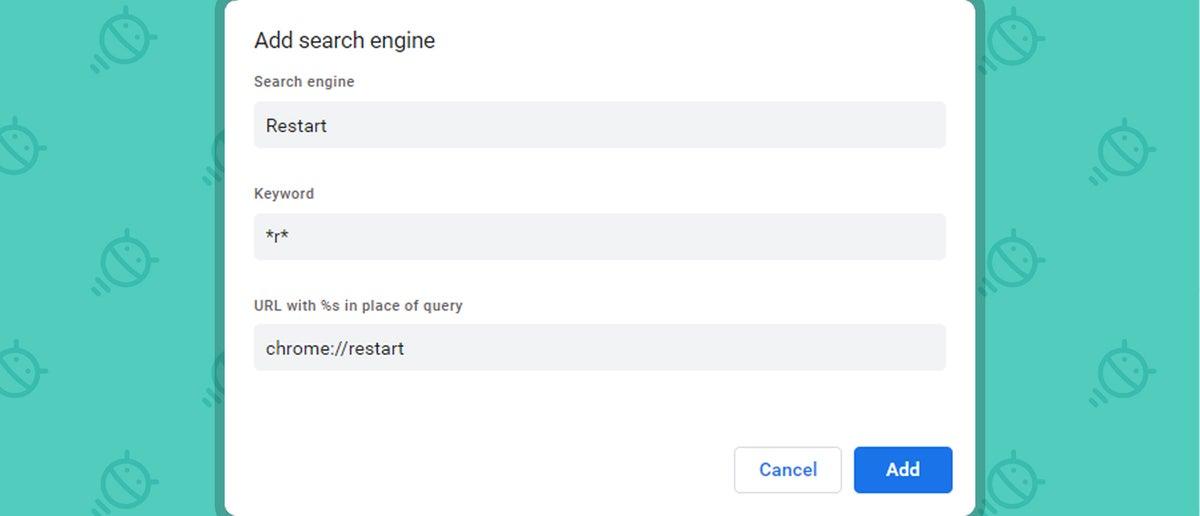 Restart the Chrome operating system