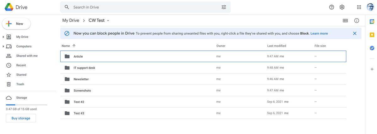 aplicaciones para compartir archivos google drive