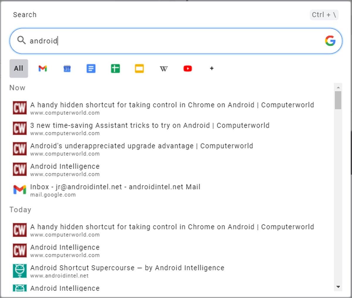 Navegador Google Chrome - Switch (5)