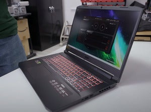 Acer Nitro 5 Ryzen 7 GeForce RTX 3080 Laptop