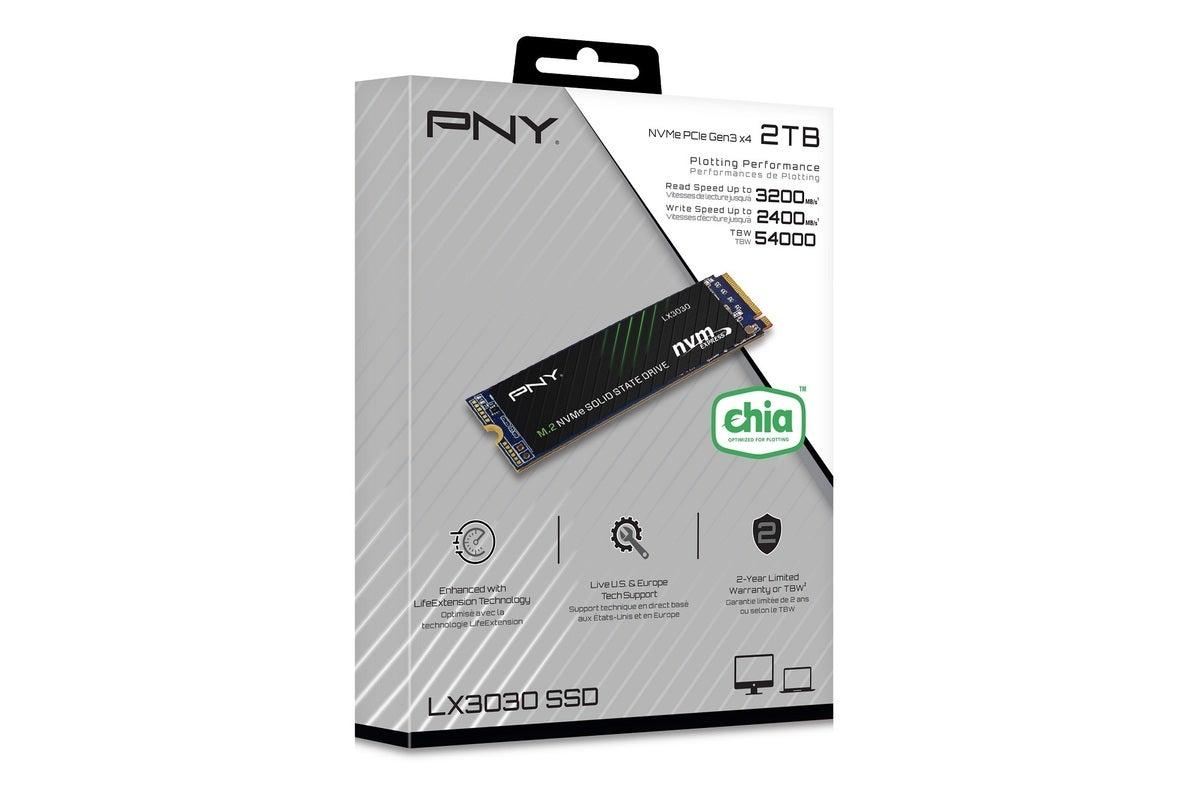 pny lx3030 box