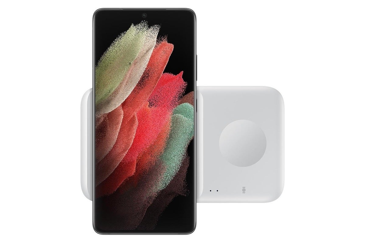 samsung wireless charger fast charge pad duo