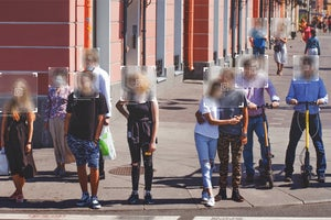 Live facial recognition technology – friend or foe?