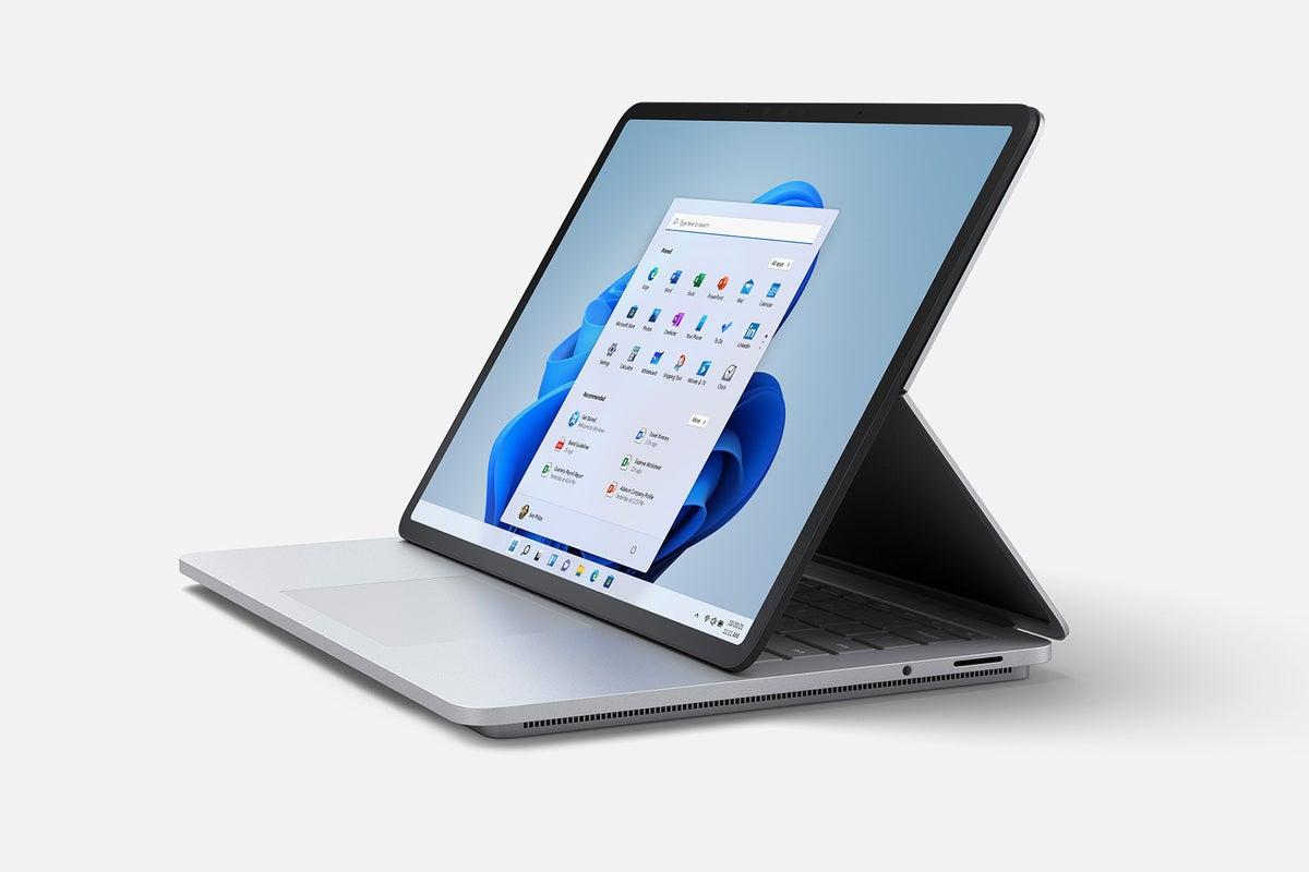 Microsoft's Surface Laptop Studio: The perfect Windows 11 laptop?