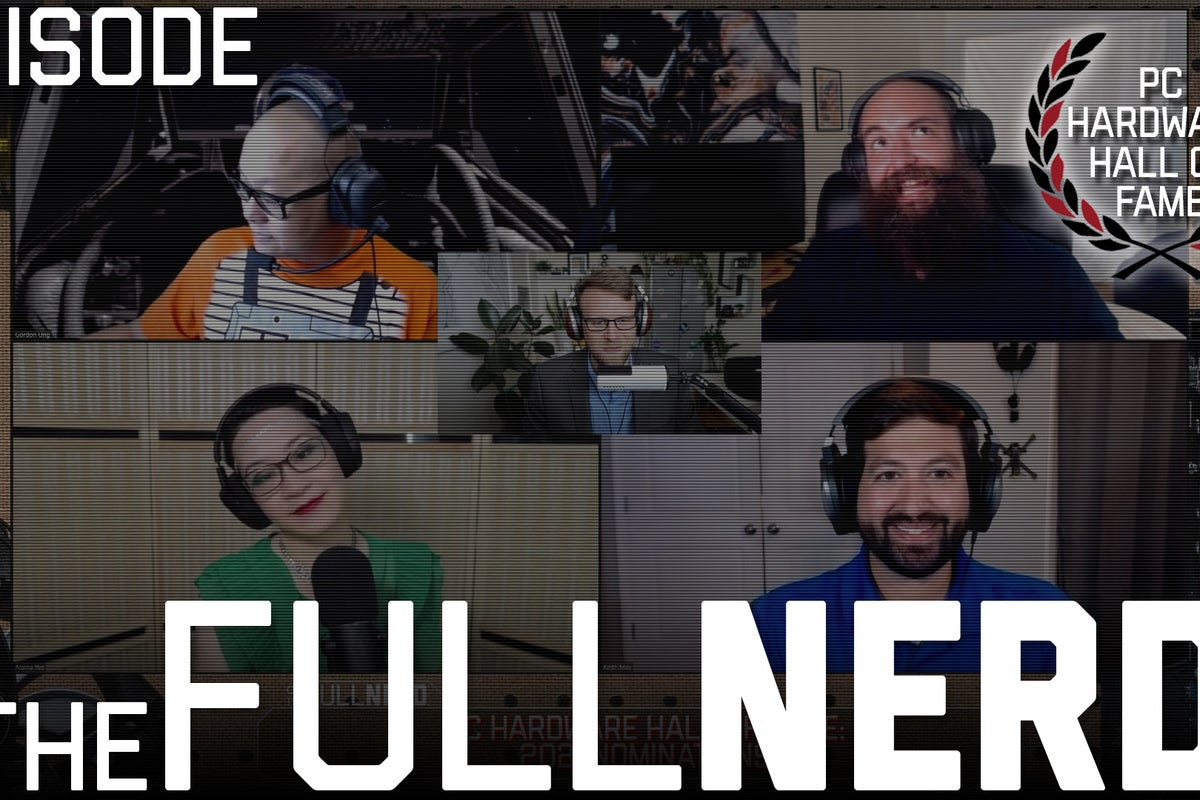 The Full Nerd ep. 191: 3rd annual PC Hardware Hall of Fame thumbnail