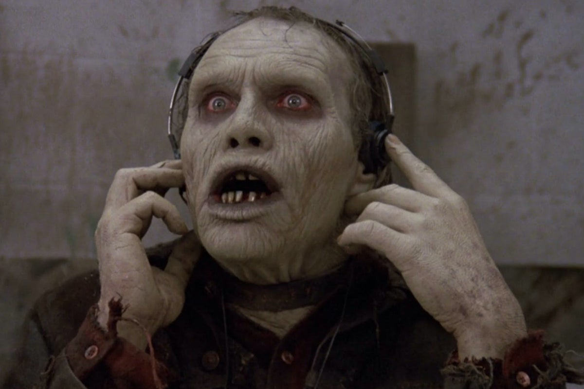 A scene from 'Day of the Dead'