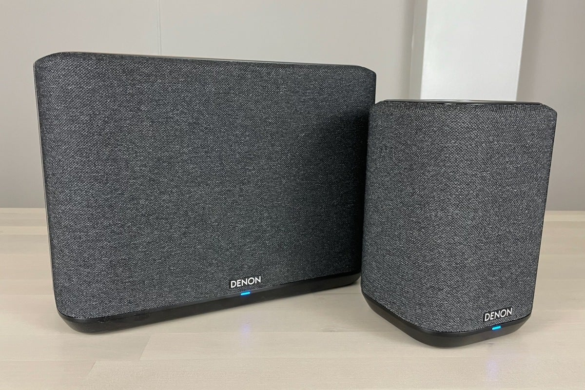 Denon Home 150 and 250 review: These HEOS-enabled speakers now boast built-in Alexa