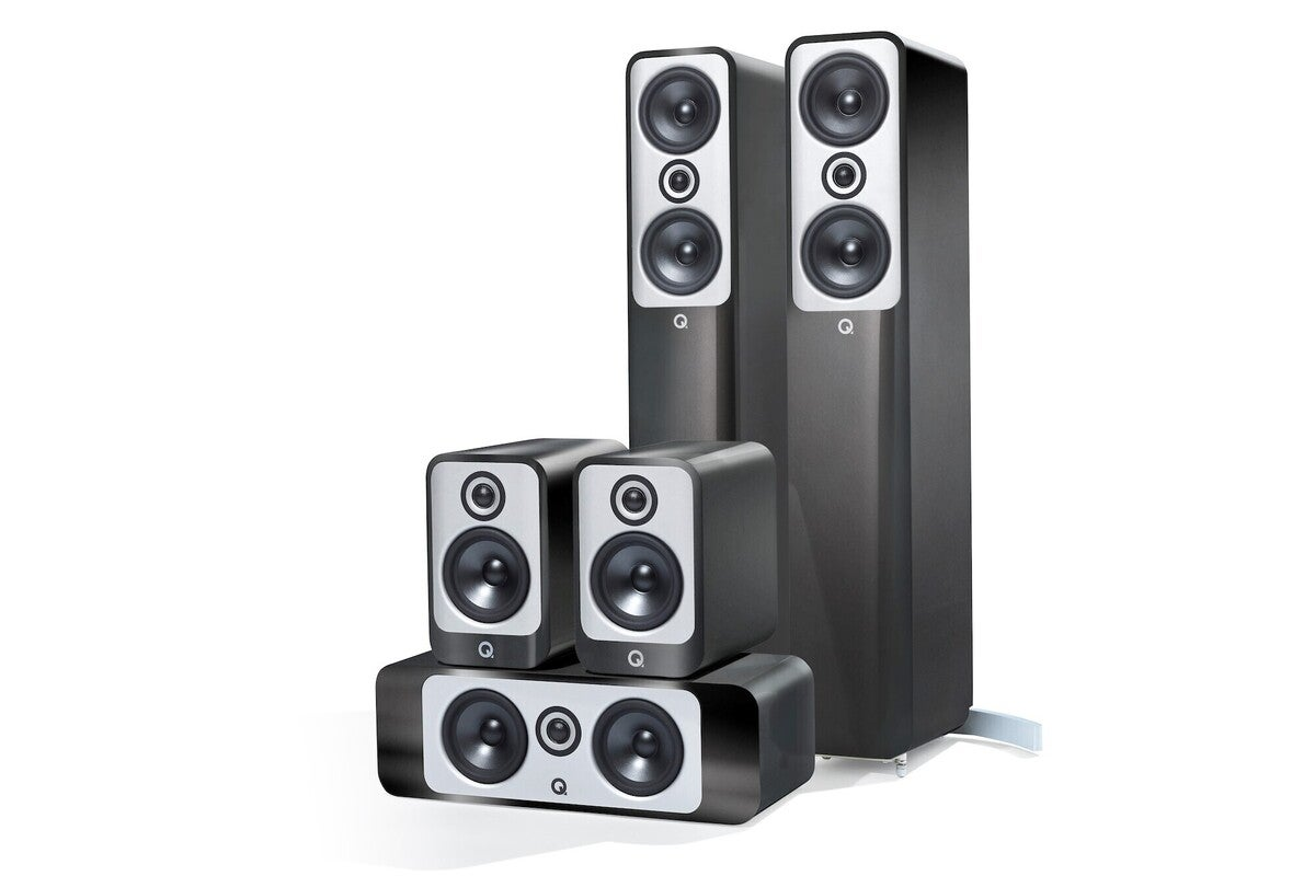 Q Acoustics extends its exciting Concept speaker line to lure a wider audience