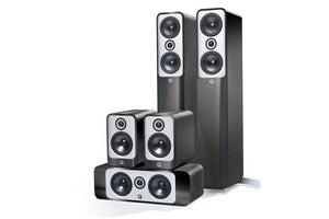 q acoustics concept 30 50 and 90 loudspeakers