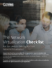 The Network Virtualization Checklist