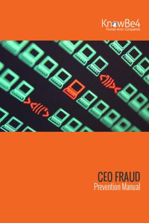 CEO Fraud Prevention Manual | Computerworld